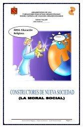 Guía Taller Fundaciones Educativas De La Arquidiócesis De Cali