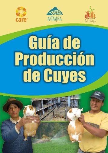 Guia Cuyes FINAL - Care Perú