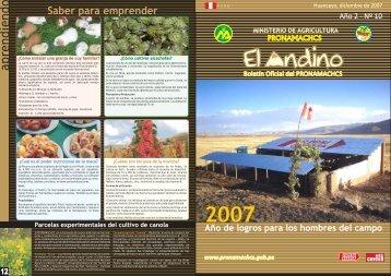 Boletín IMPRESIÓN 2 - AGRO RURAL