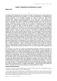 TIEMPO Y MEMORIA EN ESPERANDO A GODOT William Díaz* 1 A ...