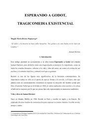 esperando a godot, tragicomedia existencial - Tecnológico de Costa ...
