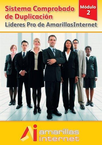 Sistema Comprobado de Duplicación - Amarillas Internet - Oficina ...