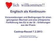 Englisch als Kontinuum.pdf - Realschule Enger