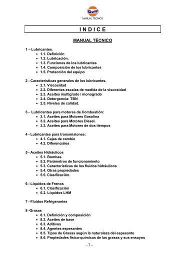 MANUAL DE LUBRICANTES..pdf - Museo SEAT
