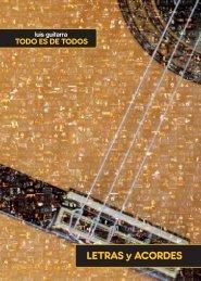 LETRAS y ACORDES - Luis Guitarra