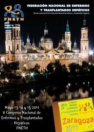 REVISTA FNETH Nº 14.pdf - Federación Nacional de Enfermos y ...