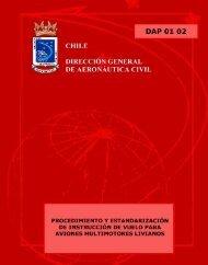 Untitled - Dirección General de Aeronáutica Civil de Chile