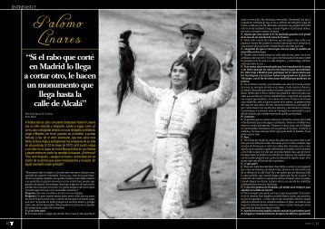 Entrevista con Palomo Linares - Las Ventas