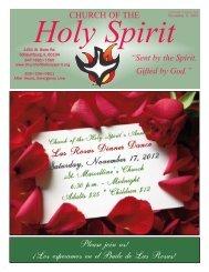 Please join us! ¡Los esperamos en el Baile de Las Rosas!