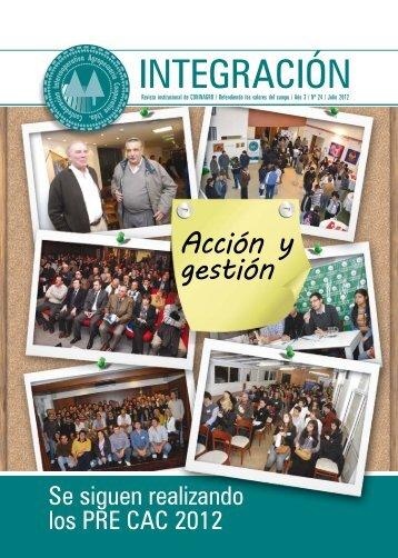 Año 3 / Número 24 - Julio 2012 - ConInAgro