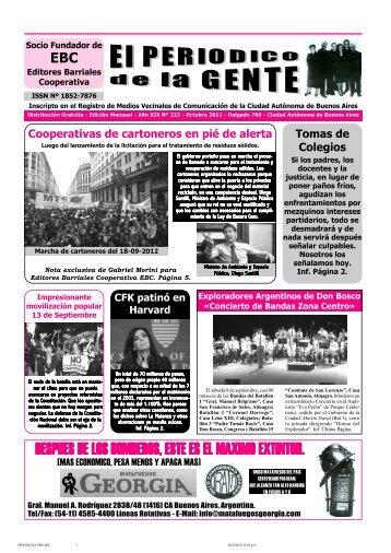 bajar PDF - Periodico de la Gente