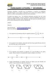 Examen correspondiente a los aprendizajes esperados del bloque 1