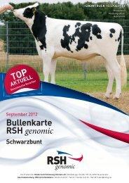 Genomische Zuchtwerte (gZW) - Rinderzucht Schleswig-Holstein e.G.