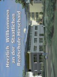3,4 - Staatliche Realschule Hirschaid