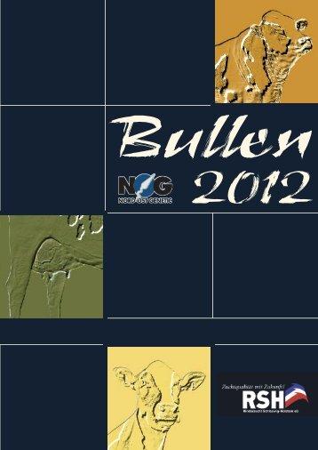 Bullen - Rinderzucht Schleswig-Holstein e.G.