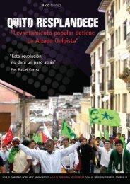 """Bajá el PDF de informe """"Quito Resplandece"""""""