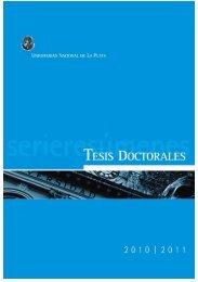 Documento completo - SeDiCI - Universidad Nacional de La Plata