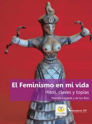 El feminismo en mi vida - CIAM