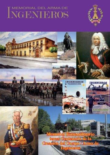 memorial de ingenieros nº 86. extraordinario 2011 - Portal de ...