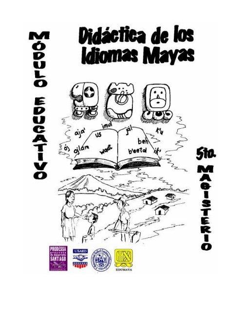 Didactica Idiomas Mayas