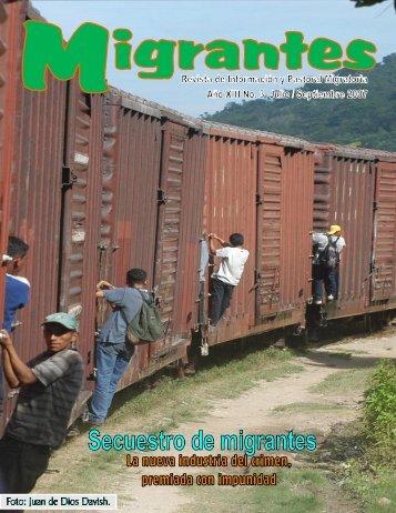 Descargar Revista - Red Casas del Migrante