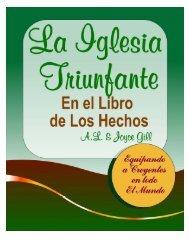 Escuela Española de la Biblia del Internet - Gill Ministries