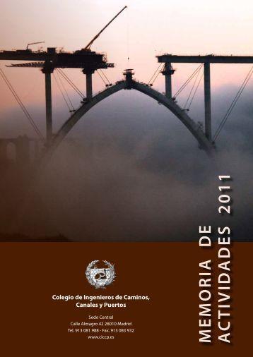 en formato pdf - Colegio de Ingenieros de Caminos, Canales y ...