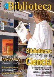 Biblioteca - Gredos