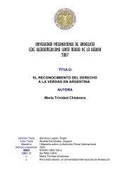 DIMENSION SOCIOLOGICA - DSpace en la UNIA - Universidad ...