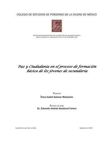 Educación para la paz - Sitio Web del Sistema Bibliotecario de la ...