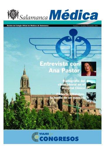 Revista Salamanca Médica - Colegio Oficial de Médicos de ...