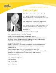 Gabriel Zaid