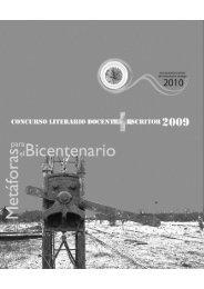 Metáforas para el Bicentenario - Ministerio de Cultura y Educación ...