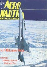 Nº 500 1982 Agosto - Portal de Cultura de Defensa - Ministerio de ...