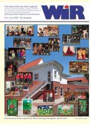 Nr. 6 · Juni 2007 · 35. Jahrgang Informationsblatt des ... - Amt Eggebek