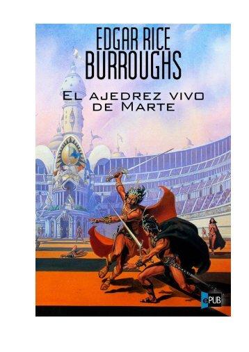 o ajedrez marciano - La Biblioteca del Cuadrado de Binomio