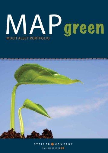 MAP GREEN Prospekt - Amicus