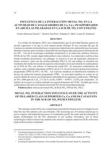 revista sociedad quimica para PDF - SciELO