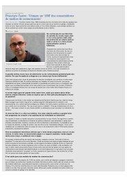 Francisco Castro: 'Cómpre un '15M' dos consumidores de medios ...