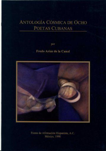 antología cósmica de ocho poetas cubanas - Frente de Afirmación ...