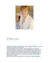 Mª Ángeles Asensio