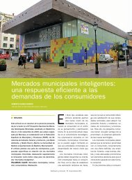 Mercados municipales inteligentes: una respuesta ... - Mercasa