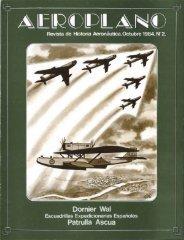 Revista Aeroplano número 2 de octubre de 1984 ... - Ejército del Aire