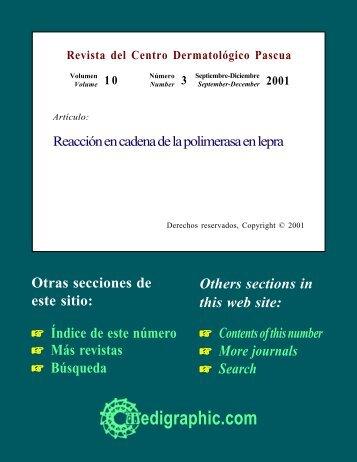 Reacción en cadena de la polimerasa en lepra