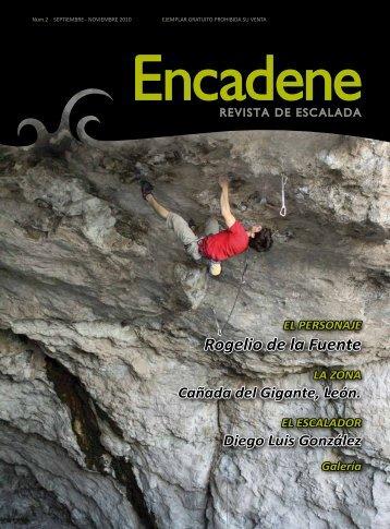 Encadene-02 - Montañismo y Exploración