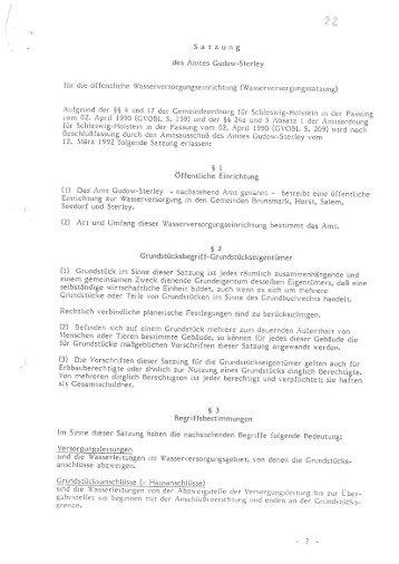 lesen/download - Amt Lauenburgische Seen