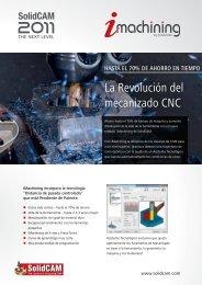 La Revolución del mecanizado CNC - CimWorks