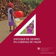 ENFOQUE DE GENERO EN CADENAS DE VALOR - Pymerural