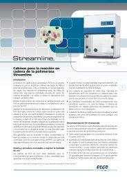 Cabina para PCR Streamline
