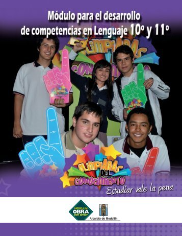 Módulo para el desarrollo de competencias en lenguaje - Portal ...